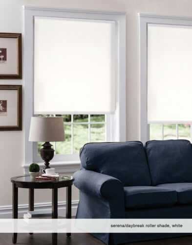 Cordless Roller Shades, Serena Collection, 84 to 87 Wide