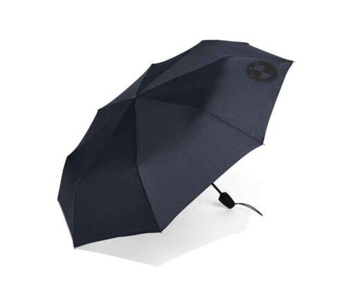 Original BMW Regenschirm Schirm Dunkel Blau Regen Schirm 80232454630 2454630