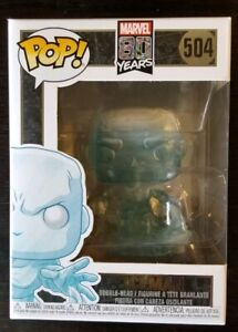 Iceman First Appearance Marvel Funko Pop
