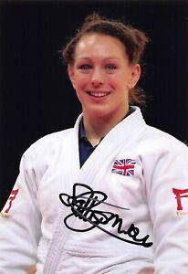 Sally Conway - GBR- Olympia 2016 - Judo - BRONZE- Foto - orig. sig