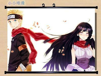 Naruto Uzumaki Naruto Uchiha Sasuke Hatake Kakashi Scroll Poster 40cm*60cm