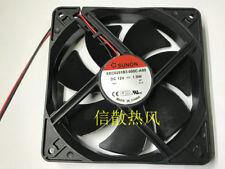 Ventola Sunon 12x12 cm 1.9W 12v EEC0251B3-0000-G99 3 fili Fan pale larghe