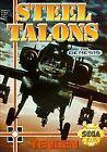 Steel Talons (Sega Genesis, 1992)