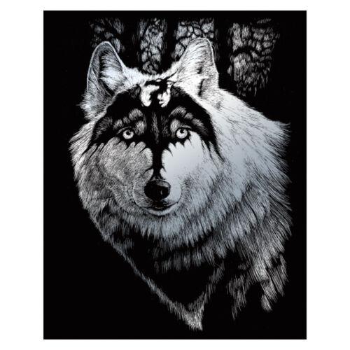 Royal Langnickel Grabado Arte//Scraperfoil-varios-silverfoil Hoja De Plata