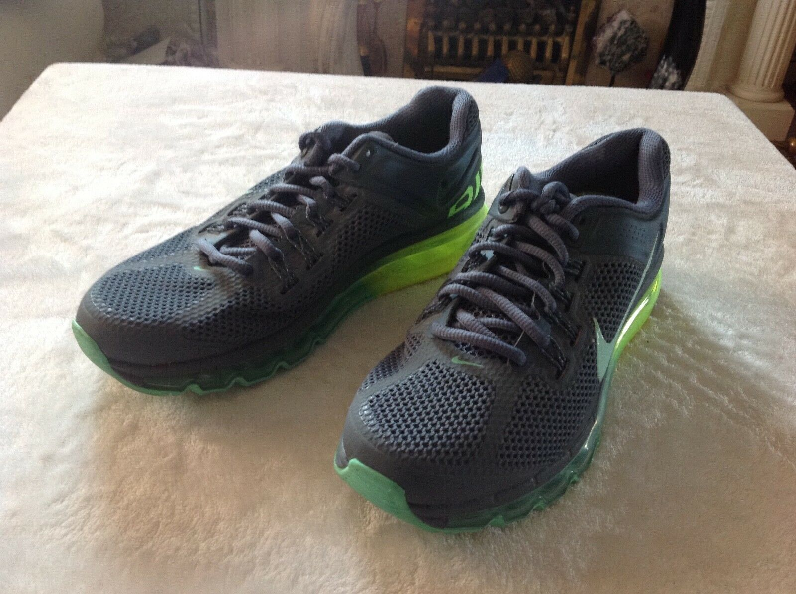 BN NIKE AIRMAX TRAINERS FITSOLE2, Taille 5.5