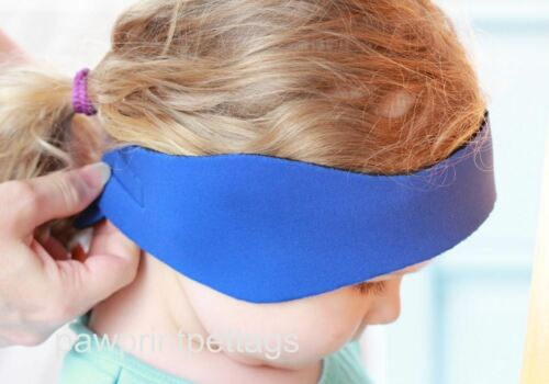 Children/'s Swimming Ear Head Band Neoprene Wetsuit Kids Head Bands Swimming