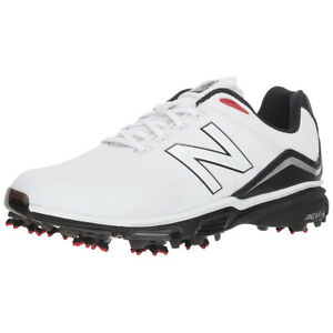 New-Balance-Tour-NBG3001-Men-039-s-Microfiber-Leather-Golf-Shoes-Brand-New