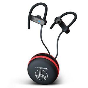 Treblab Xr800 Best Bluetooth Earphones Wireless Sports Earbuds Noise Cancelling 655172921334 Ebay