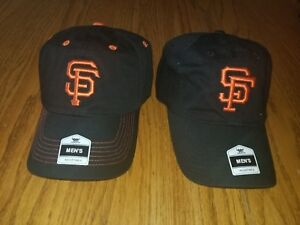 newest 5c90c f5c59 Image is loading Nwt-Mens-MLB-Cooperstown-Collection-Hat-San-Francisco-