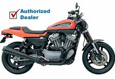 Bassani Black Road Rage B1 II Power 2 into 1 Exhaust Pipe System Harley XR1200 X