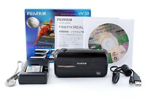 Mint-FUJIFILM-3D-Digital-Camera-FinePix-REAL-3D-W3-FX-3D-W3-From-Japan-614268