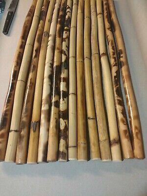 """2 ProForce Brown Pine Wood Escrima Arnis Sticks Kali Martial Arts Pair 26/"""""""