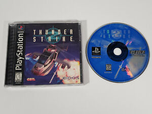 Thunder Strike 2 (Sony Playstation 1 PS1) - Complete w Manual, Tested
