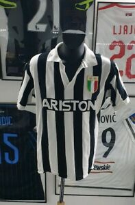 Maillot-jersey-maglia-camiseta-shirt-juventus-1992-1992-baggio-XL-Italie-92-93