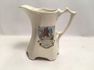 Vintage-Crested-China-Tenterden-Jug-Ornament-Collectible