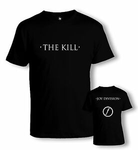 Joy-Division-T-Shirt-gt-the-kill-lt-Post-Punk-Ian-Curtis-S-XXL