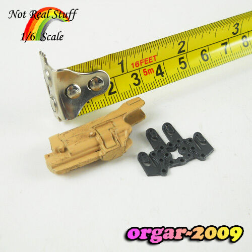 1//6 Scale Holster HOT TOYS DID DRAGON BBI O TE22-03