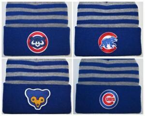 0c895866c99f0 Chicago Cubs Beanie ~SKULL CAP ~HAT ~CLASSIC MLB PATCH LOGO ~4 Cool ...