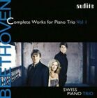 Beethoven: Complete Works for Piano Trio, Vol. 1 (CD, Feb-2015, Audite)