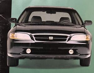 1998 2000 Honda Accord Sedan Raybrig Factory Fog Lights