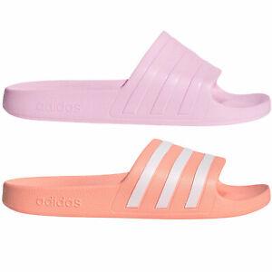 Details about Adidas Performance Adilette Aqua Slippers Slipper Womens Sandals Bath Shoes show original title