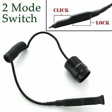 Dual Mode Remote Control Pressure Switch For UltraFire SuperFire C8 C2 LED Torch