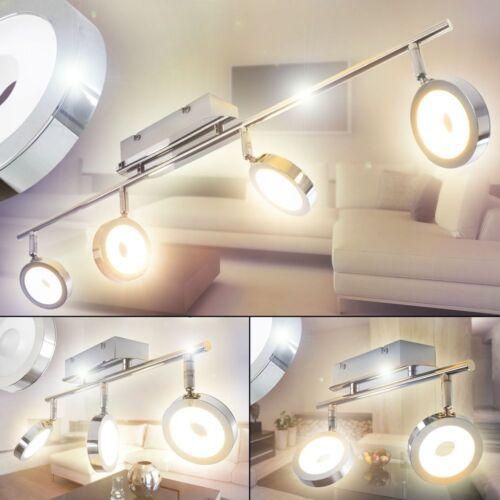 LED Deckenleuchte Design Diele Flur Schlaf Wohn Bade Zimmer Quadrat Beleuchtung