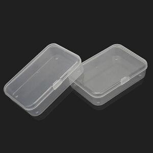 Plastik Kiste Spielkarten Fall Visitenkarte Inhaber