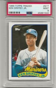 1989-TOPPS-TRADED-41T-KEN-GRIFFEY-JR-ROOKIE-PSA-9-MINT-HOF-L-K