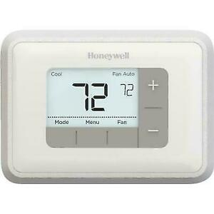 Honeywell-RTH6360D1002-5-2-Day-Programmable-Thermostat-White