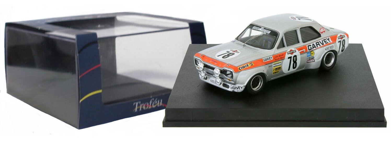 TROFEU 546 Ford Mk I RS1600  78 24 H SPA 1973-Barrios azpico Uriarte échelle 1 43