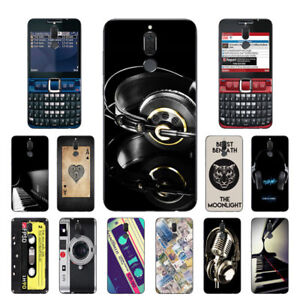 outlet store 75d4e d3776 Soft TPU Silicone Case For Huawei Mate 10 Lite Nova 2i Back Cover ...
