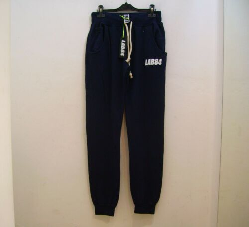 Gauzed Lab84 Bukser Navy Lys Sweatshirt Blue S Pntm1002 Lang 9900001117015 Tracksuit STqrXS
