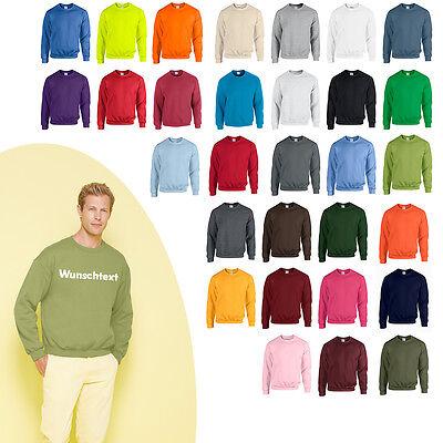 Sweatshirt Pullover Druck Textildruck Wunschtext Wunschmotiv bedruckt gestalten