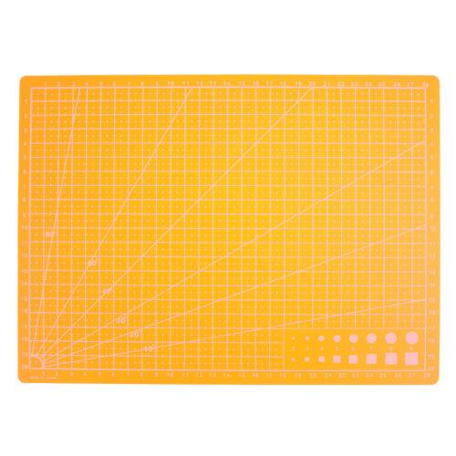 Oficina Papelería de corte colchoneta Board a4 tamaño pad Modelo Hobby Design Craft toolsfo