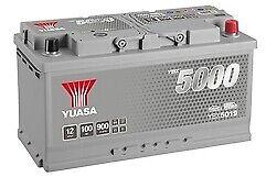 Yuasa YBX5019 Standard Battery