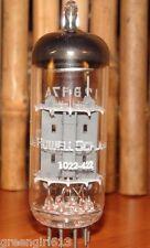 Bell & Howell 12BH7 A Japan Vacuum Tube 3030/2875 µmhos 9.6/7.8 mA