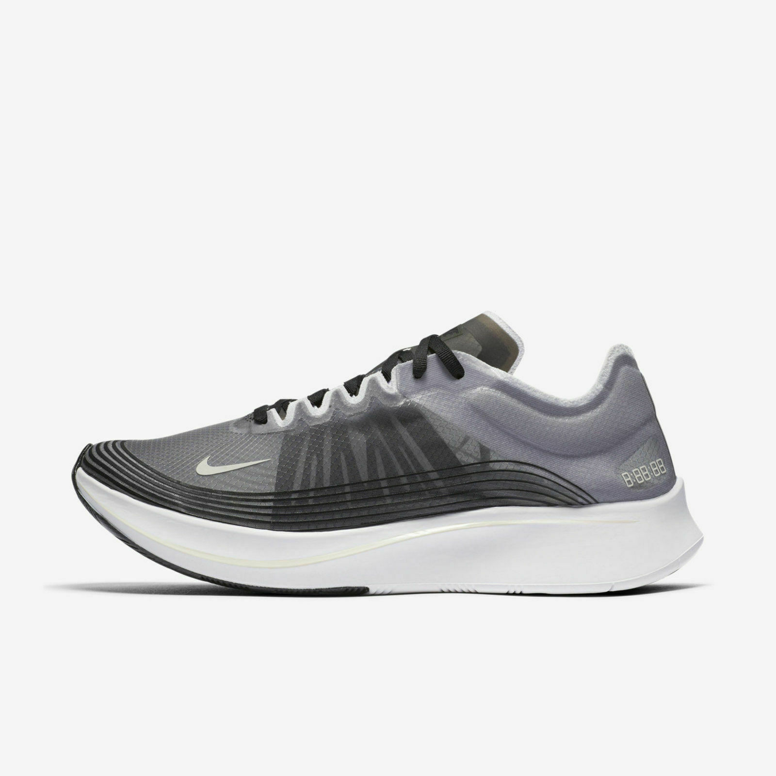 50056c3923f88 Nike Nikelab Zoom Fly SP Mens Size 11 Running shoes shoes shoes Black White  AJ9282 001 ...