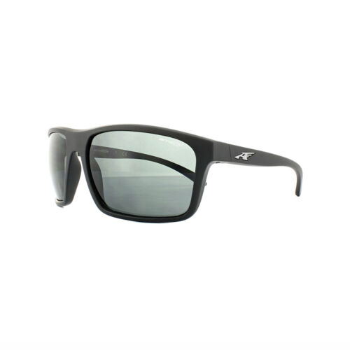 Arnette Sunglasses Sandbank 4229 447//87 Black Rubber Grey