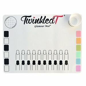 Twinkled t nail art brushes