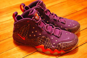 Men-039-s-Nike-Charles-Barkley-Posite-Max-Phoenix-Suns-Sneakers-9-5-555097-581