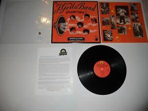 J-Geils-Band-Showtime-039-82-1st-USA-Brescio-Analog-EXC-ULTRASONIC-Clean