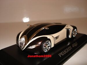peugeot 4002 concept as to the 1/43 ° | ebay