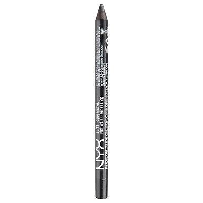 NYX PROFESSIONAL MAKEUP Slide On Pencil,Gun Metal