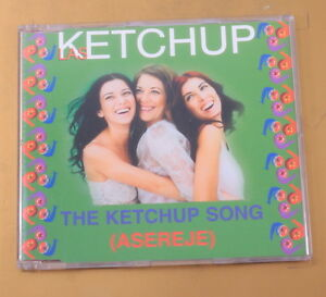 LAS-KETCHUP-ASEREJE-2002-COLUMBIA-OTTIMO-CD-AA-089