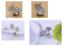Orecchini-Donna-Uomo-Unisex-Cristallo-Punto-Luce-Love-Coppia-Paio-Idea-Regalo miniatura 4