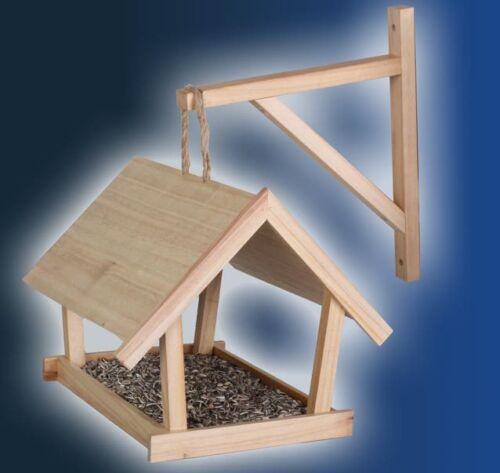 Vogelfutter Haus Vogelhaus mit Futterspender und Ständer 1342