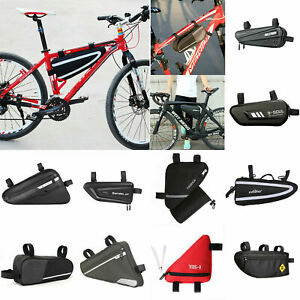 Waterproof-Sporting-Acces-Bike-Cycling-Triangle-Bag-Front-Frame-Bicycle-Pouch