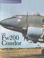 FW200  Condor (Focke-Wulf FW 200 Condor, Luftwaffe in WWII, KG40)