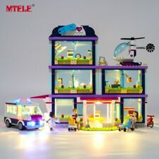 Lego Friends Heartlake Hospital 41318 Gunstig Kaufen Ebay